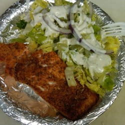 Imperial fish market salmon salad san diego ca for Imperial fish market