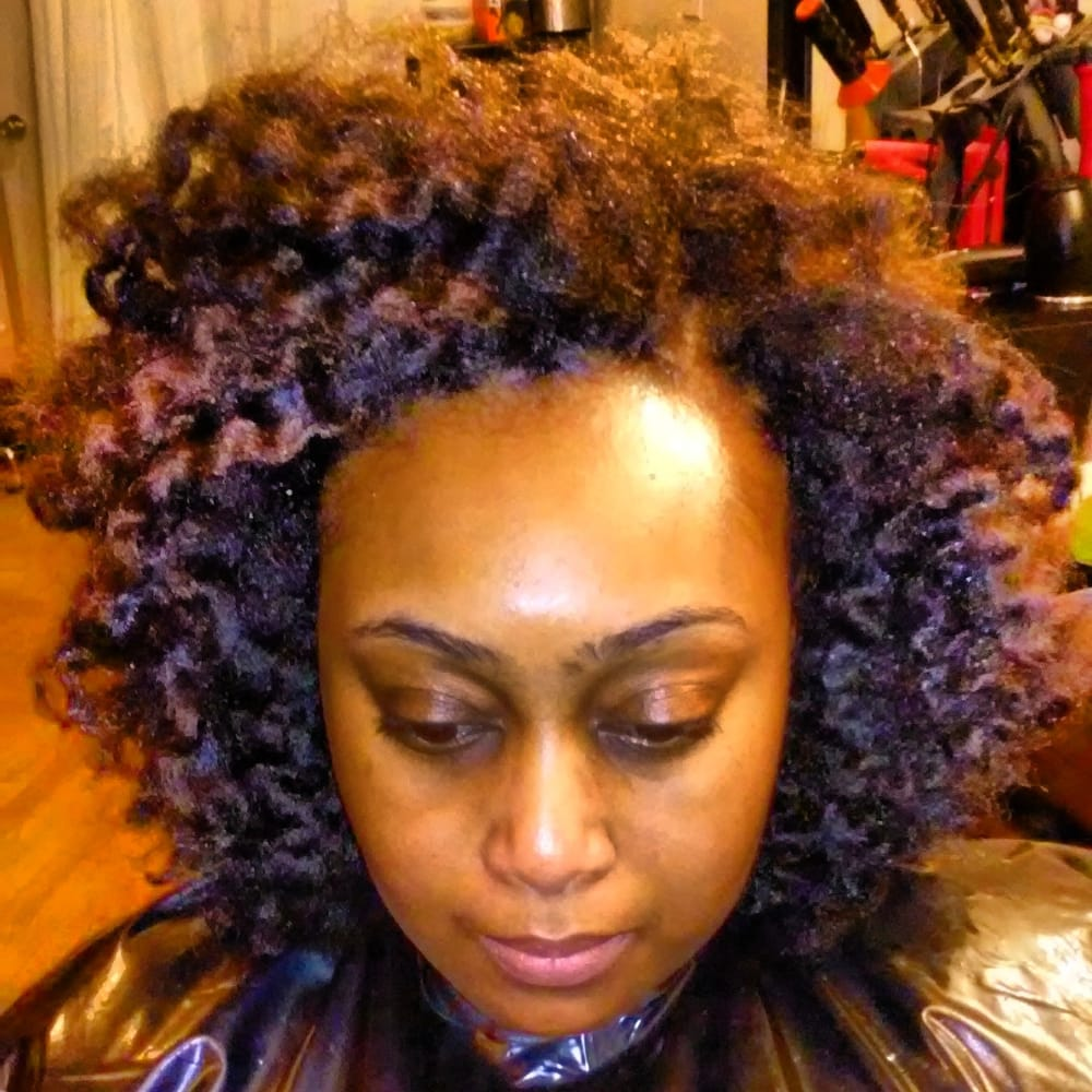 Crochet Hair Nyc : ... Twists By Luvly Brown - Brooklyn, NY, United States. CROCHET WEAVE