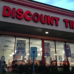 Discount Tire, Katy, TX by Steven R.