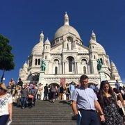 Basilique du Sacré Coeur de Montmartre, Paris
