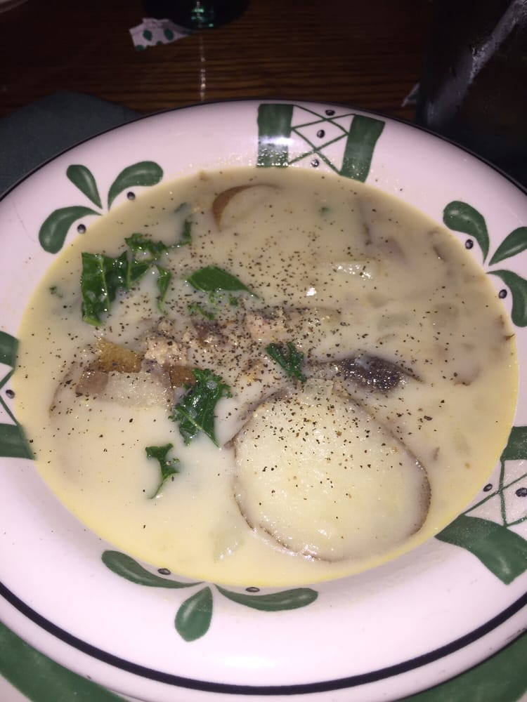 Zuppa yelp Olive garden citrus heights ca