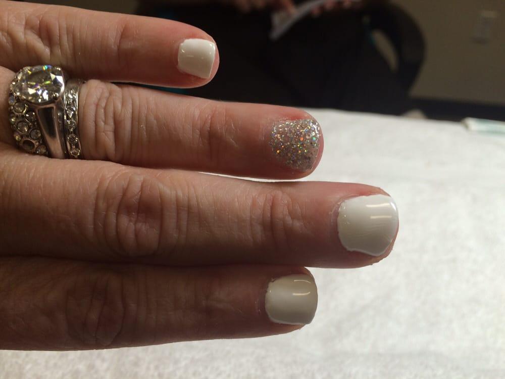 Paris Nails & Spa - Reno, NV, United States. My gel nails