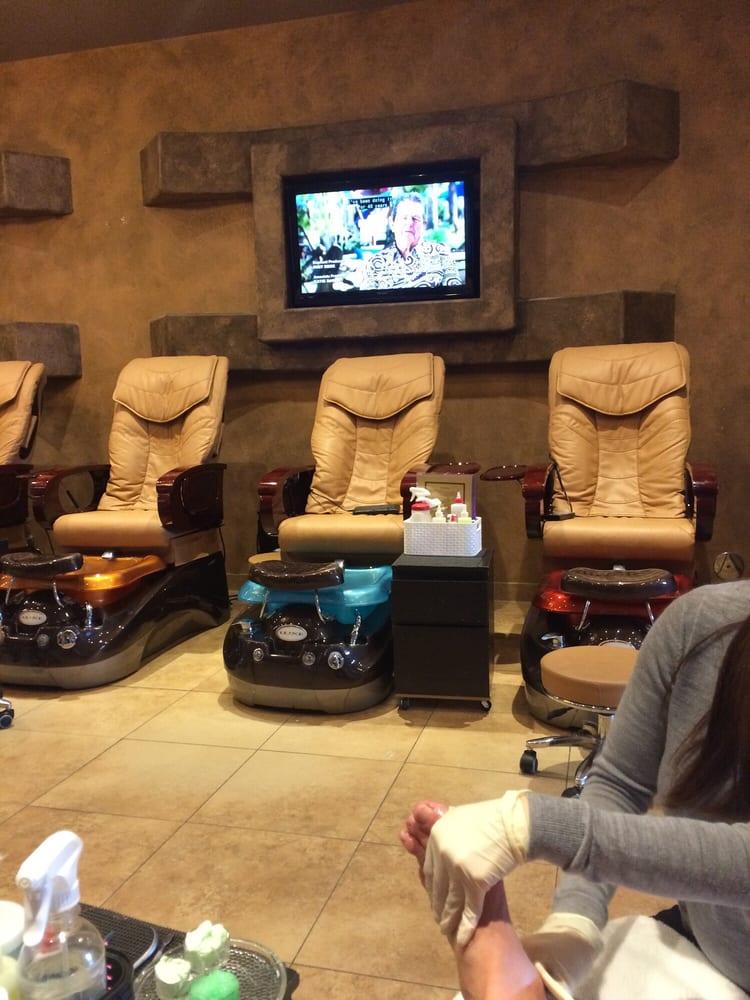 La bella nails spa nail salons austin tx yelp for Bella salon austin