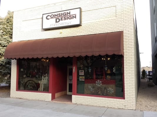 Consign Design Antiques 234 Main St Grand Junction