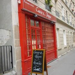 Cacio e Peppe, Paris, France