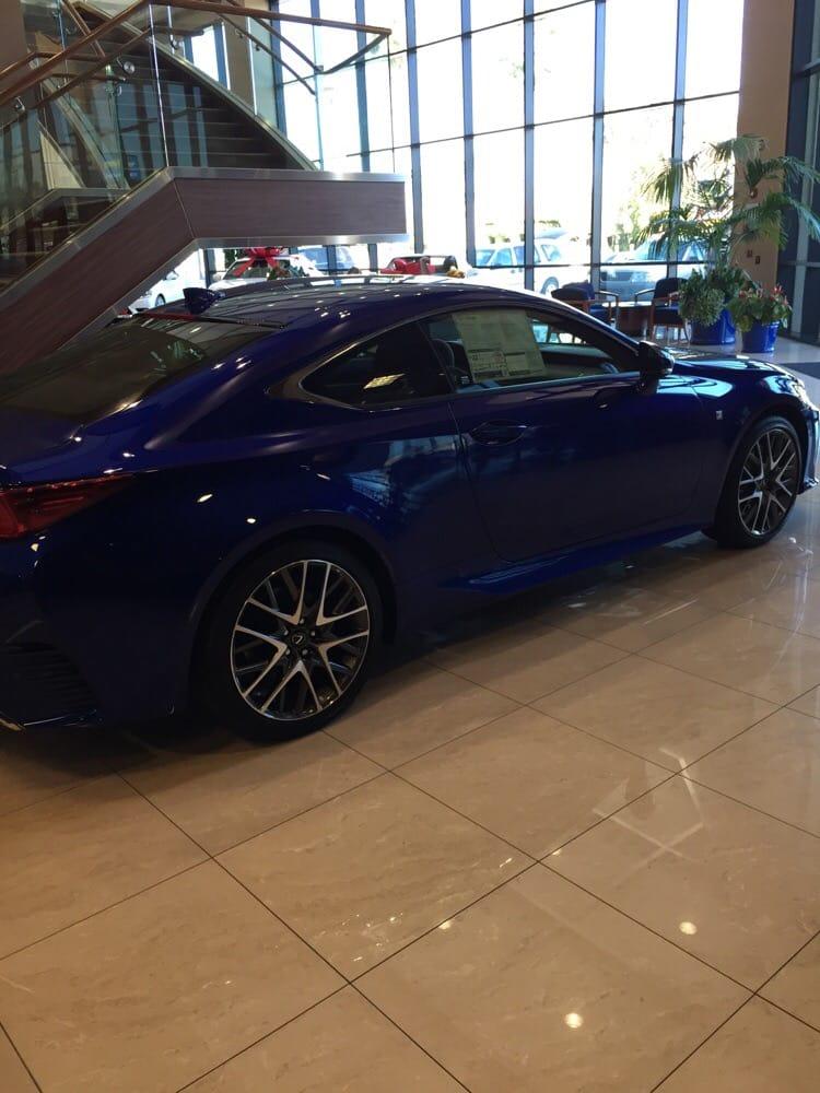 Keyes Lexus Car Dealers Van Nuys Van Nuys CA