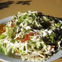 Brother's Restaurant - Tostada Supreme - Redding, CA, Vereinigte Staaten