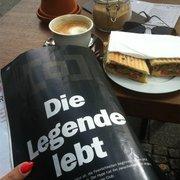 Bagel, Coffee & Culture, Berlin