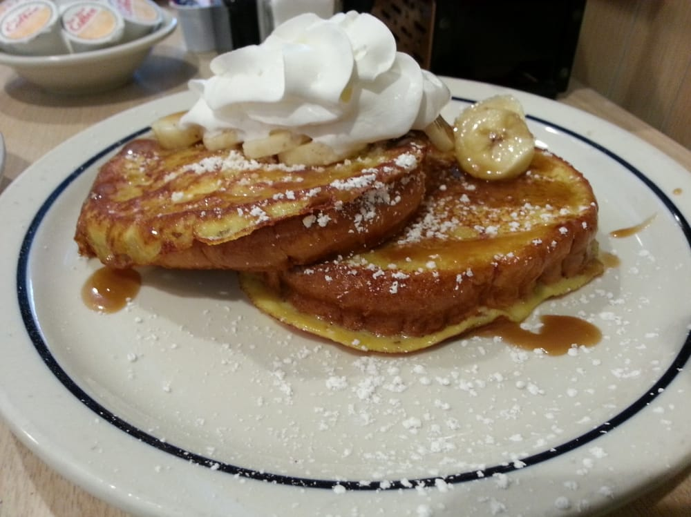 Banana French Toast Ihop Bananas Foster French Toast