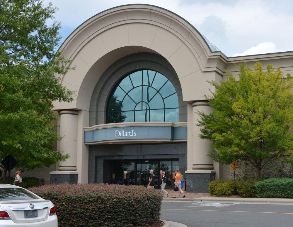 dillard�s northlake mall department stores charlotte