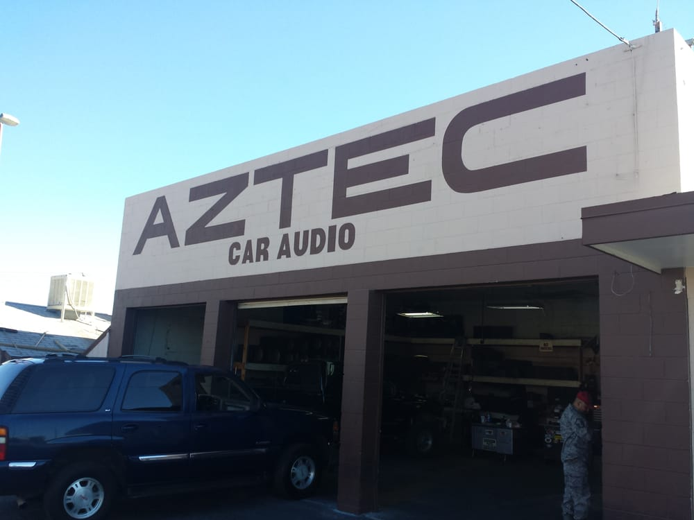 Car stereo installers near me