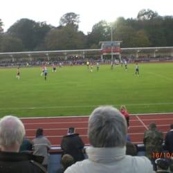 Weserstadion, Minden, Nordrhein-Westfalen