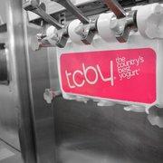 TCBY - The Country's Best Yogurt! - Durham, NC, Vereinigte Staaten
