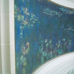 Water Lilies at the Orangerie