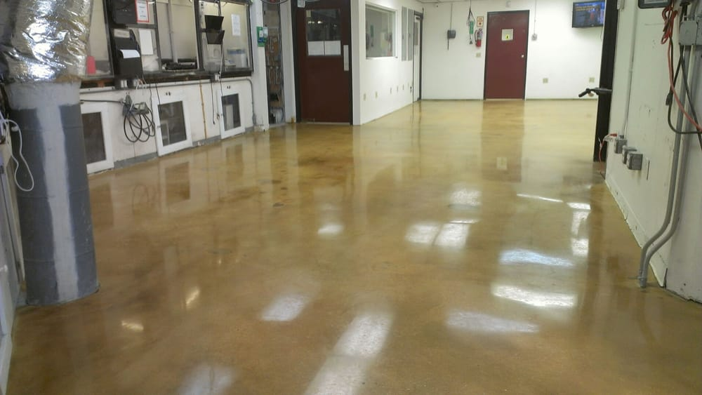 Comconcrete Flooring Miami : Perfect Concrete Floors - Miami, FL, United States. Laboratory with ...