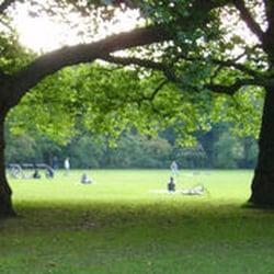 Stadtpark Kaiserslautern, Kaiserslautern, Rheinland-Pfalz