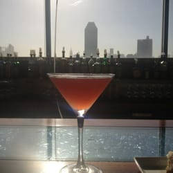 CityView Raquet Club - Cocktails w a view :) - Long Island City, NY, Vereinigte Staaten