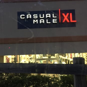 Clothing stores Xl male clothing store
