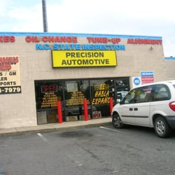 Precision Automotive Services Charlotte Nc Usa