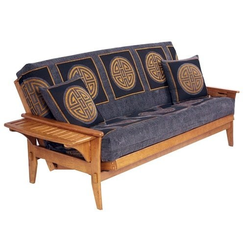 Functional futon sofa beds provide the best bang for your