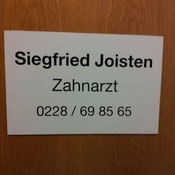 Siegfried Joisten, Bonn, Nordrhein-Westfalen