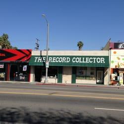 The Record Collector logo