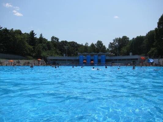 Lasker pool swimming pools new york ny yelp - Sportspark swimming pool new york ny ...