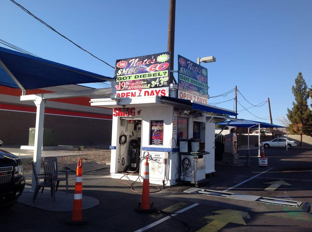 Diesel Gas Stations Near Me >> Nate's Smog N Go Gas & Diesel - Smog Check Stations - Las Vegas, NV, United States - Yelp