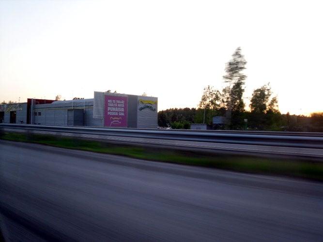arvostelut saattajat suuri lähellä Espoo