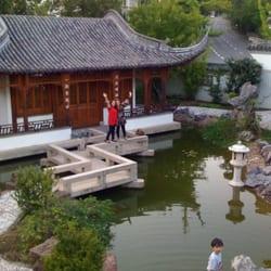 Chinesischer Garten, Stuttgart, Baden-Württemberg