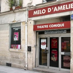 Le Mélo d'Amélie, Paris, France