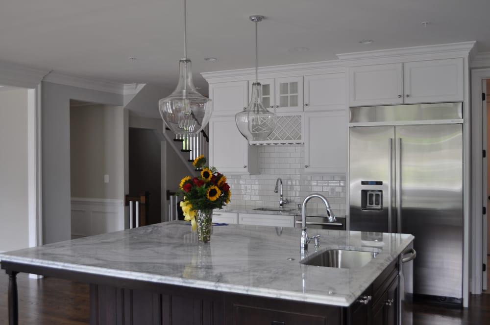 Rockville White Granite : Photos for granite works countertops yelp