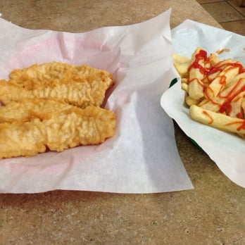 Piccadilly fish chips san francisco ca united states for Best fish and chips in san diego