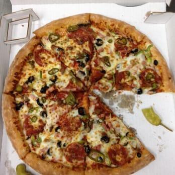 Papa John S Pizza Long Beach Ca