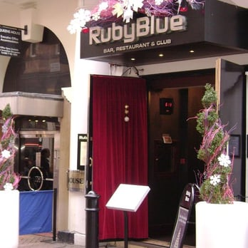 Ruby Blue - London, United Kingdom