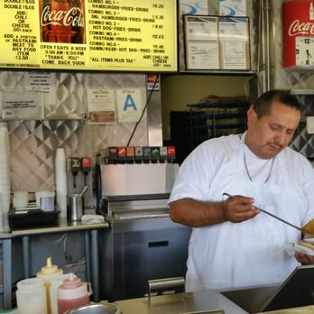 Chronis Hot Dogs East Los Angeles