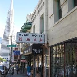 Susie Hotel Chinatown San Francisco Ca Yelp