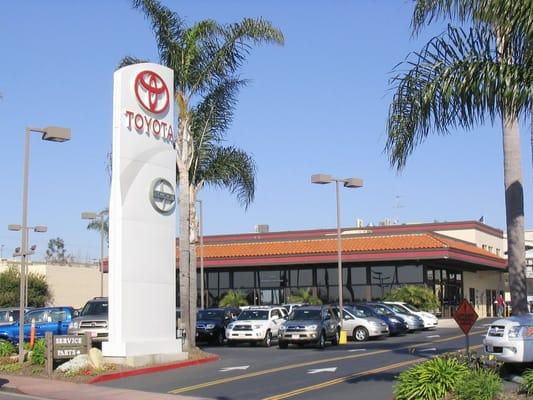 Toyota Carlsbad Car Dealers Carlsbad Ca Yelp