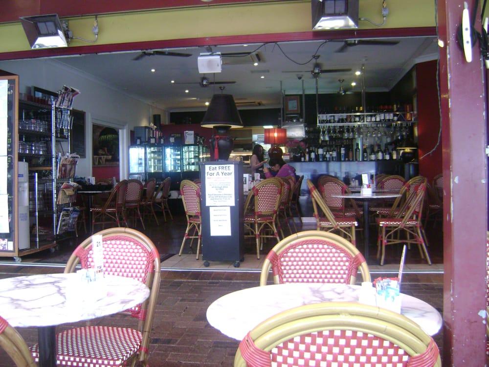 Cafe Citrus Oxford St Bulimba