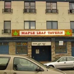Maple Leaf Tavern - Toronto, ON, Canada by Trevor T.
