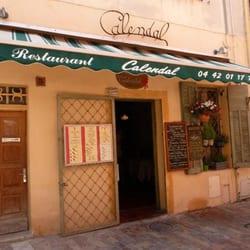 Restaurant Calendal, Cassis, Bouches-du-Rhône