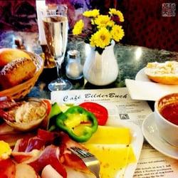 Hansel and Gretal Breakfast