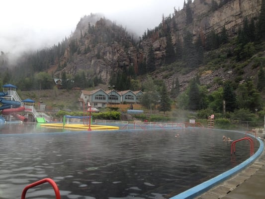 Ouray (CO) United States  city photos gallery : Ouray Hot Springs Pool and Park Ouray, CO, United States | Yelp