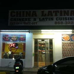china latina tampa
