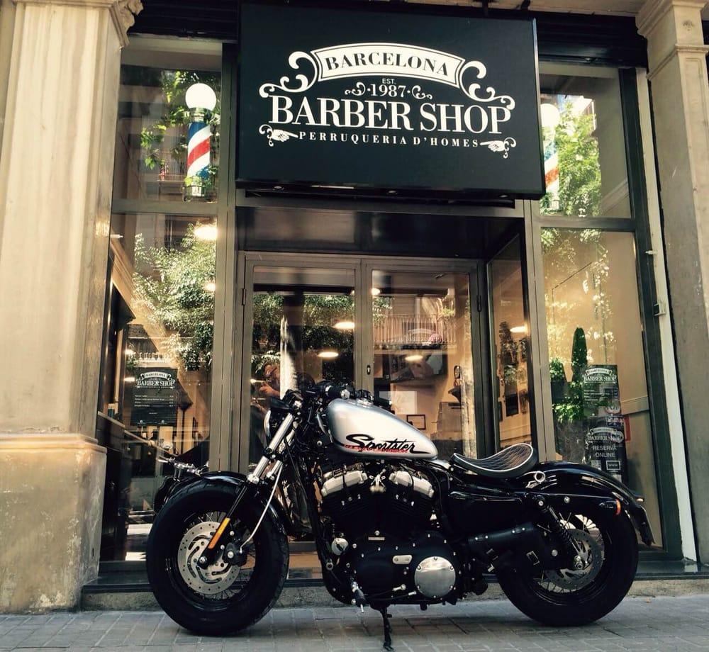 Barber Shop In Spanish : jpg