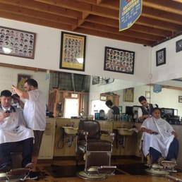 Press Box Barber Shop - Lawndale, CA, United States
