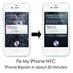 how much will it cost to fix a cracked iphone 4s screen