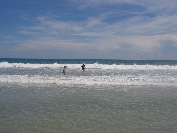 Playalinda Beach at Area 3 - Picture of Playalinda Beach
