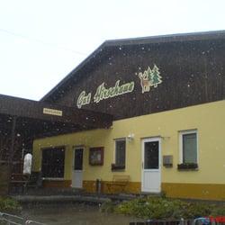 Eingang zum Hofladen