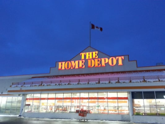 The Home Depot Mississauga On Yelp